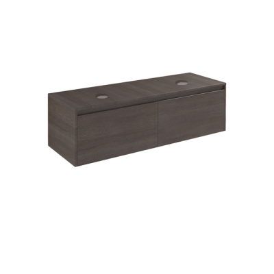 Inova Premium Base 2 Drawer Top With Sink Hole PMBS17FDP