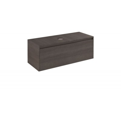 Inova Premium Base 1 Drawer Top Whit Sink Hole PMBS12F