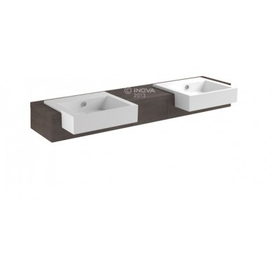 Inova Premium Base 1 Drawer Semi-recessed PCST07LVD