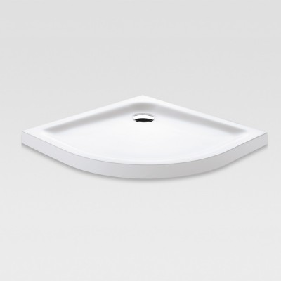 Hafro Corian Shower Tray Curved 5COF2N0