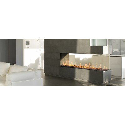 Fireplaces British Fire Penisola 150 Gas Fireplace GPENI150XTX