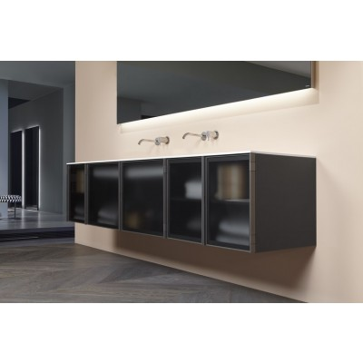 Antonio Lupi Beskope wall cabinet double door KE3172