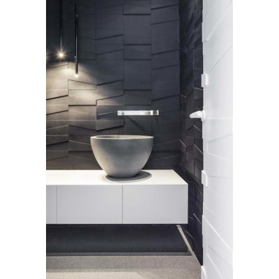 Boffi Piave Sink in solid stone WMPVAD02