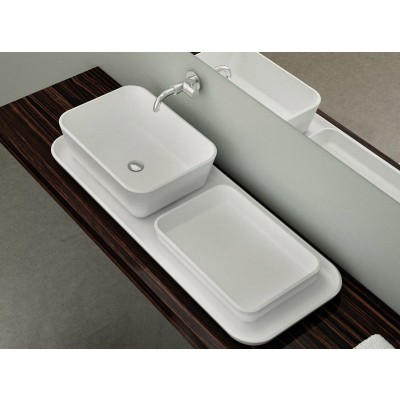 Planit Tray countertop sink in Hanex TRAY
