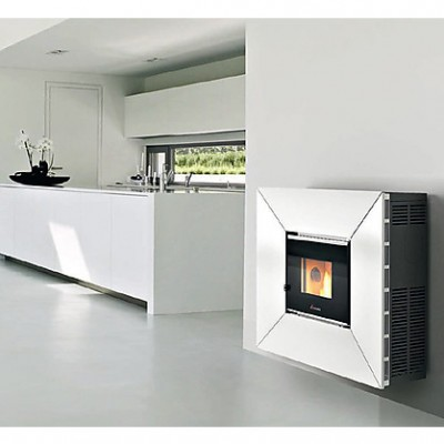 Cadel Cloe neutral stove pellet air 7013004