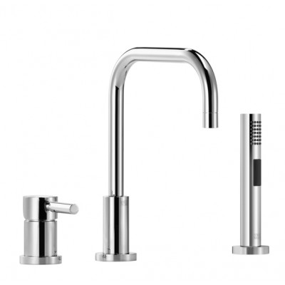 Dornbracht Meta.02 kitchen single-lever tap 32800625-00+277197970