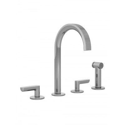 Fantini Icona Deco kitchen tap group R151