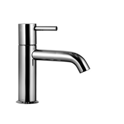 Fantini Nostromo Acciaio single hole sink tap E803WF