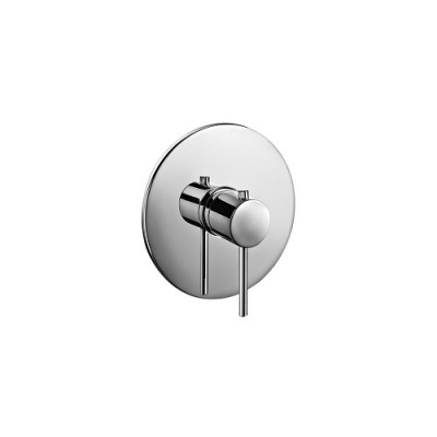 Fantini Venezia In Taps built-in thermostatic shower tap 6000B+3900A