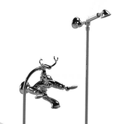 Stella Italica Leve 3274-305-6 Mixers Concealed bath and shower mixer IL02204CR00