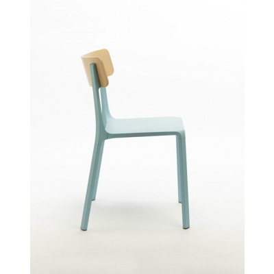 Infiniti Design Ruelle Chairs RUELLE PLASTIC BACK Chair