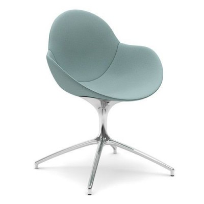 Infiniti Design Cookie chair COOKIE SWIVEL WITH CASTORS UPHOLSTERED