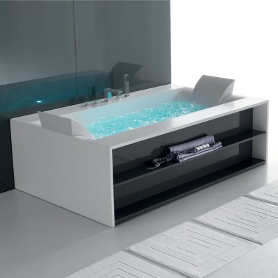 Hafro Sensual tub with frame 2SNA1N2