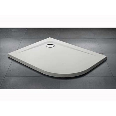 Hafro ZEROQUATTRO curved shower tray 5ZQA2D0