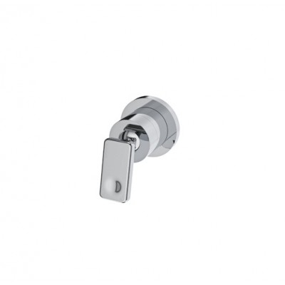 Ritmonio Nastro built-in Single lever shower Mixer U0BA8039S/PCRL