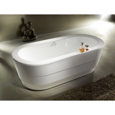 Kaldewei Classic Duo Oval Wide Tubs Freestanding Tub 115-6801