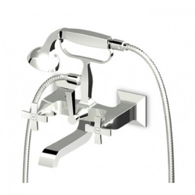 Zucchetti Bellagio Exposed bath-shower tap.ZB1228