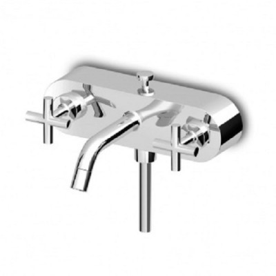 Zucchetti Isyarc exposed bath-shower tap ZD3229