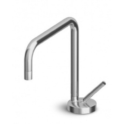Zucchetti Kitchen single lever sink tap with swivel spout ZP1265