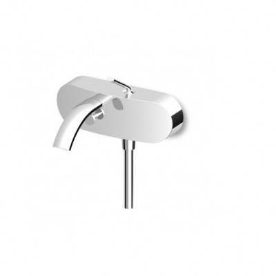 Zucchetti Isyfresh Exposed single lever bath-shower mixer ZP2147