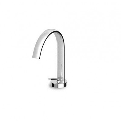 Zucchetti Isyfresh Single lever basin mixer with fixed spout ZP2258
