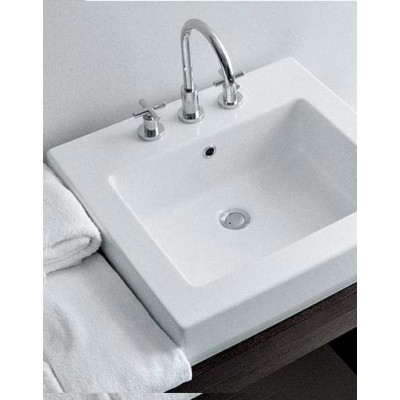 Flaminia Acquagrande vanity sink 5052/INC