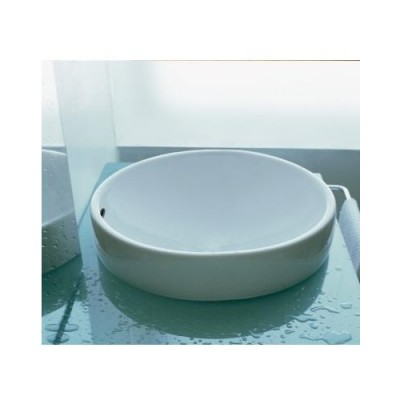 Flaminia Twin vanity sink 5055/42C