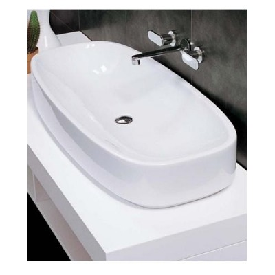 Flaminia Step bench sink SE412
