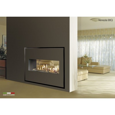 Italkero Venezia 90Q Tunnel Grill-less Gas Fireplace IN09ATQ