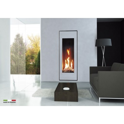 Italkero Roma 50Q Single Side Grill-less Gas Fireplace IN05AMQ