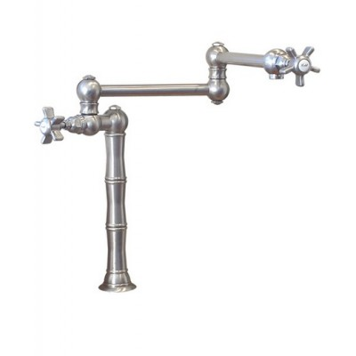 Nicolazzi D.Anglaises folding kitchen tap 1452_18_CR