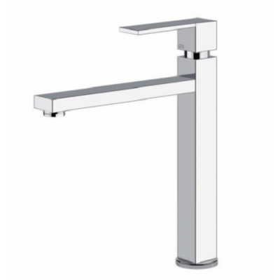 Gessi Kitchen Rettangolo Mixers sink mixer with swivelling body 16721