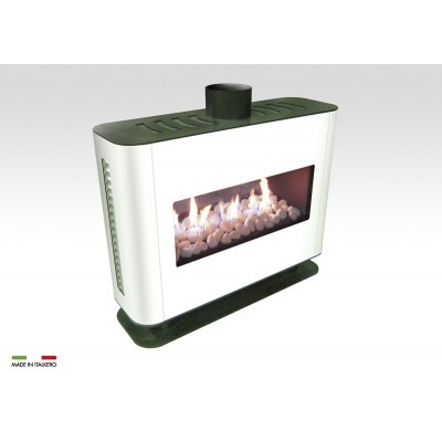 Italkero Venezia 90w Tunnel Gas Fireplace With Unit CN09AT