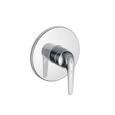 Kwc Domo shower lever tap 21.064.400.000 + 39.999.300.931