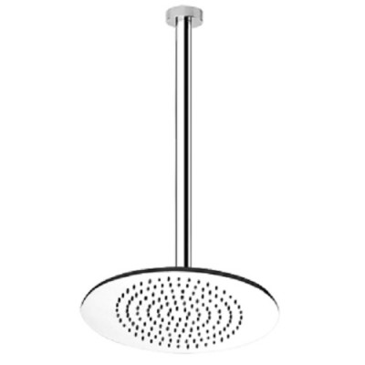 Gessi Ovale ceiling-mounted showerhead 23150