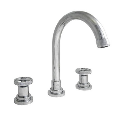 Nicolazzi Arena chrome washbasin tap 3308_CR_44