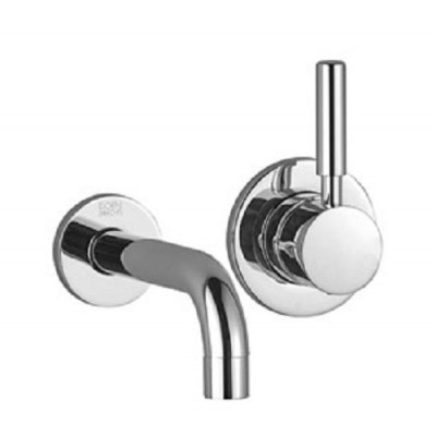Dornbracht Meta.02 Wall-mounted single-lever basin mixer 36810625-00
