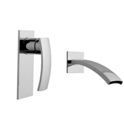 Zazzeri Moon Mixers single lever washbasin mixer 3901 0403 A00