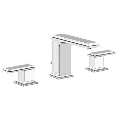 Gessi Eleganza Three-hole Sink Tap 46012