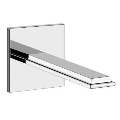 Gessi Eleganza Wall-mounted spout 46100
