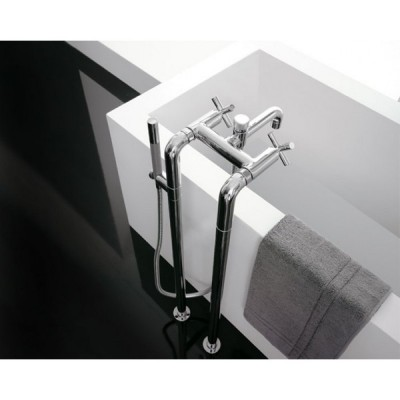Zazzeri Da-Da Mixers wall mtd bathtub set 4701 0450 A00