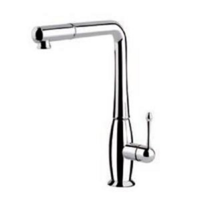 Gessi Kitchen Mixers sink mixer with swivelling spout 50315