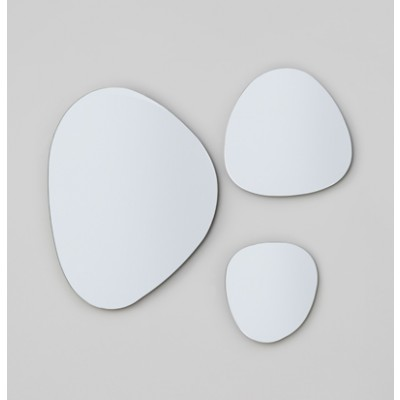 Artceram Stone three mirror set ACS004