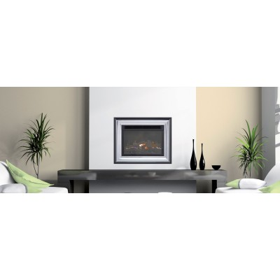 Fireplaces British Fire Acumen Gas Fireplace GACU411BXTL
