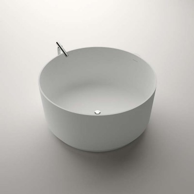 Agape In-out round and freestanding tub AVAS1041Z