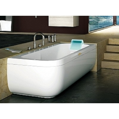 Jacuzzi Bagno Bathtubs aquasoul lounge bathtub sx AQU-2001-1400