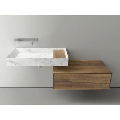 A45 Stone Sink in marble WMAQAE01