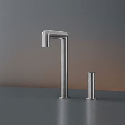Cea Design Cartesio Two-hole tap with swivelling spout CAR06S
