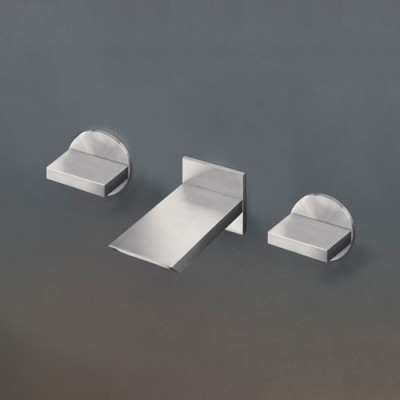 Cea Design Bar Wall mounted set of 2 individual taps BAR25S
