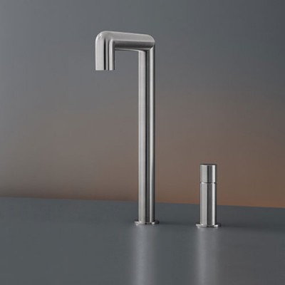 Cea Design Cartesio Two-hole tap with swivelling spout CAR05S